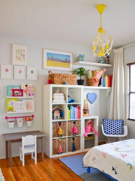 Шкафы для игрушек в детскую