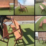 Скамейка лавочка стол садовая