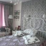 Спальни с кроватью лейрвик