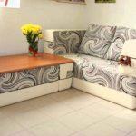 диван кровать для небольшой комнаты