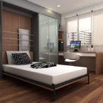 кровать шкаф дизайн