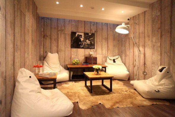 бескаркасная мебель удобная
