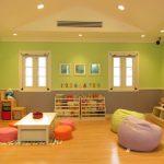 бескаркасная мебель в интерьере дома