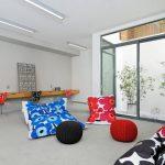 бескаркасная мебель в интерьере фото идеи