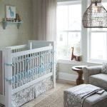 бортики в кроватку для новорожденных детские