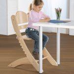 деревянный стульчик для школьника