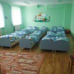 детский сад кровати