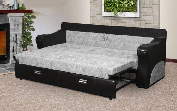 диван – стол – кровать двухспальная