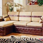 раскладной диван угловой