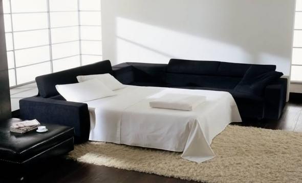 диван кровать с ортопедическим матрасом