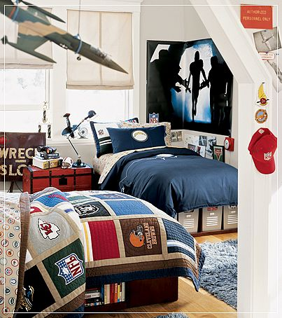 дизайн комнаты для двух подростков мальчиков