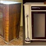 дизайнерское оформление мебели из советского прошлого