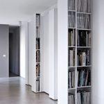 книжный шкаф дизайн