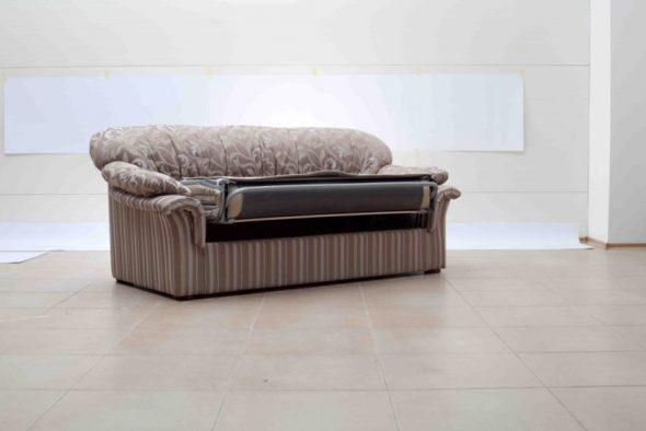 французская раскладушка диван фото