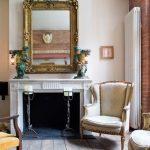искусственное состаренные мебели в гостиную