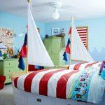 яркие идеи тематических детских комнат для мальчиков