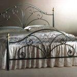 кованая кровать Лагуна