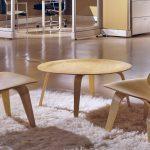 кресла и стол из фанеры
