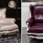 кресло английское дизайн