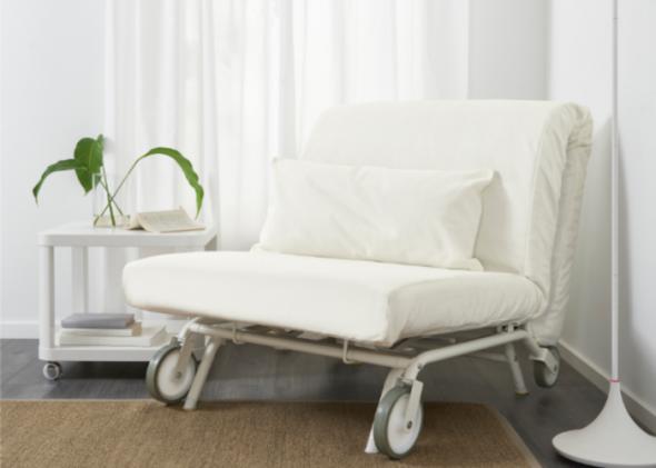 кресло кровать от икеа