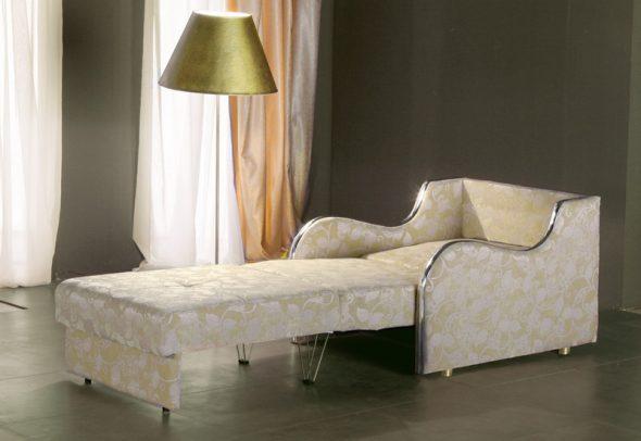 кресло кровать в интерьере