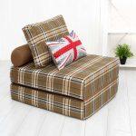 кресло кровать в британском стиле