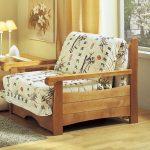 кресло кровать восточный стиль