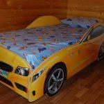 кровать-машинка своими руками