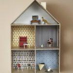 домик полка кукольный