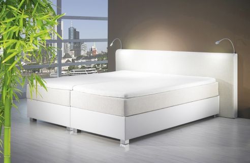 матрас для кровати белый