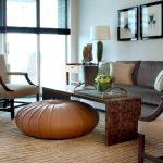 мебель бескаркасная кожаная