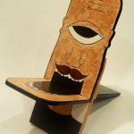 оригинальный раскладной стул из фанеры своими руками
