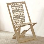 раскладной стул из фанеры своими руками