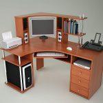 сделать компьютерный стол дизайн