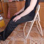 складной и раскладной стул из фанеры