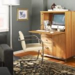 стол для ноутбука и принтера