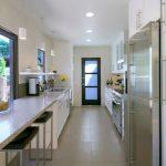 кухня глянцевая