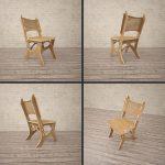 стул из фанеры складной фото