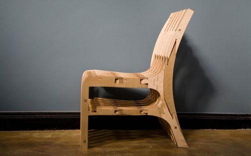 стулья из фанеры детский