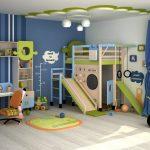 комната подростка игровая