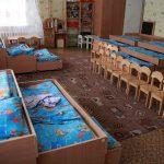 вид детской комнаты в садике