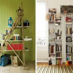 книжный шкаф высокий