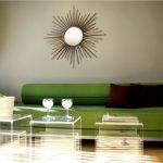 зеленый диван идеи