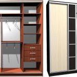 3-х дверные шкафы