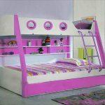 Большинству детей больше нравятся двухэтажные кровати