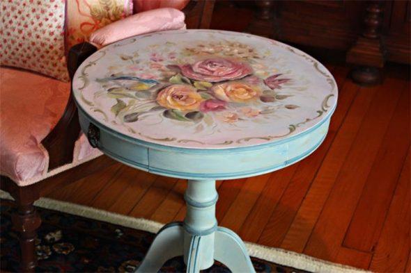 Декорируем обеденный стол