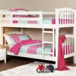 Детская двухъярусная кровать Сфинкс из массива бука под размер матраса