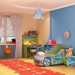 Детская комната в дизайне
