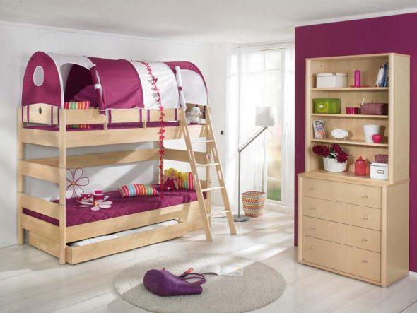 Детская кровать Fleximo