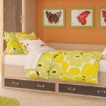 Детская кровать Камелия КР-04